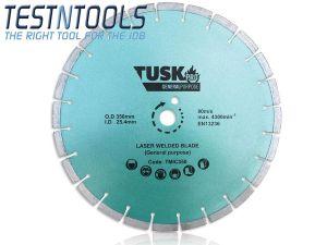 Tusk General Purpose Blade 400mm TMIC400