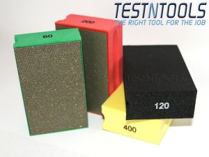 Desic Diamond Hand Pad 120 grit
