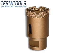 Tusk VB Diamond Core Bit 35mm VBCB35