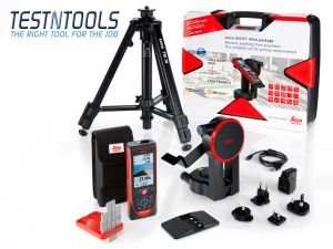 Leica Disto S910 Package Deal Measure anything from Anywhere 300m +/-1mm