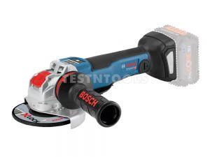 Bosch 18V Brushless Angle Grinder 125mm Tool Only GWX18V-10PSC 06017B0800