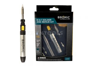 Bernzomatic Soldering Repair Kit 6-in-1 Butane IROS-1811643