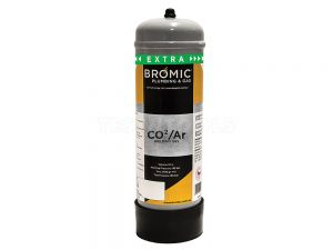 Bromic CO2/Argon Gas Welding Cylinder 2.2 Litre GASC-1811525
