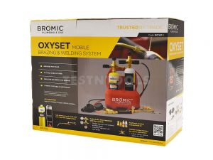 Bromic Oxyset Mobile Brazing & Welding System GAST-18111671