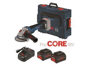 Bosch 18V 7.0Ah Safety Grinder ProCORE GWS 18V-125 PSC 0615990K78