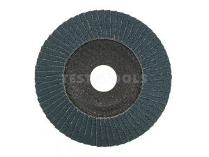 Bosch Angled Flap Disc Expert for Metal 115mm 60 Grit 5 Pack 2608606753