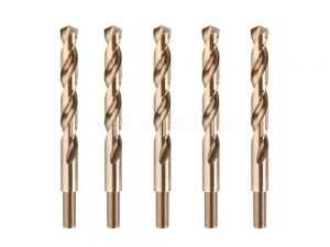 Bosch Metal Drill Bit HSS-Co 13mm 5 Pack 2608588358