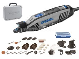 Dremel 4300 With 5 Attachments 50 Accessories 5/50 F0134300NA