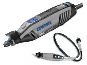Dremel 4300 With Flex Shaft 6 Attachments 50 Accessories F0134300NA-X1
