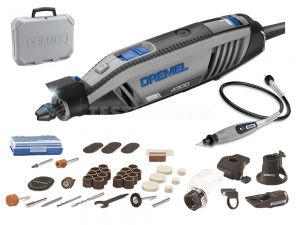 Dremel 4300 With Flex Shaft 6 Attachments 50 Accessories F0134300NAX1