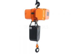 Hitachi Electric Chain Hoist 250kg Single Phase HEH900 1/4S1