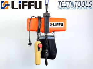 Certified Liffu Electric Chain Hoist 230V 6m 500Kg