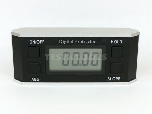 Sinsui Digital Protractor Angle Finder V-Groove With Beeper