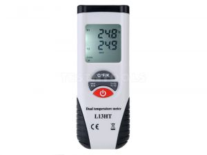 Sinsui Dual Input K-Type Thermometer L13HT