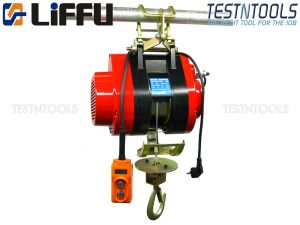 FOR HIRE - Scaffold Hoist 20m 250Kg