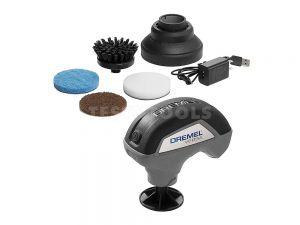 Dremel Versa Power Scrubber Automotive Kit PC10-014V F013PC10AZ