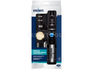 Bernzomatic Soldering Repair Kit 7-in-1 Butane GAST-ST1000K