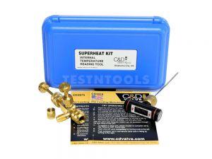 C&D Superheat Kit 2 Piece CD3990