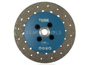 Tusk Vacuum Brazed Grinding Wheel 125mm TCG125