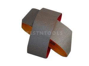Desic Electroplated Diamond Belt 200mm x 75mm 400 Grit