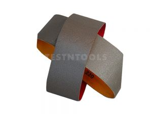 Desic Electroplated Diamond Belt 200mm x 75mm 600 Grit