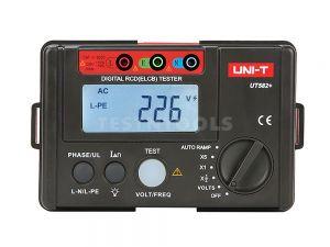 UNI-T Digital RCD Tester UT582+