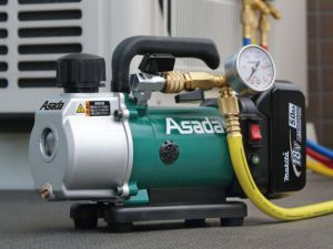 Asada 18V Vacuum Pump 5.0Ah H-VP151
