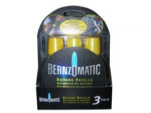 Bernzomatic-Butane-Gas-Refills-13.3ml-(0.45oz)-3-Pack-GASC-19134