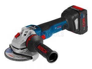 Bosch 18V Brushless Angle Grinder 125mm GWS18V-125SC 06019G3400