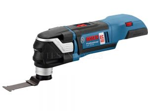 Bosch 18V Brushless Multi-Tool Starlock Tool Only With LBoxx GOP18V-28 06018B6001