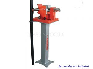 Bramley Angle Bar Bender Stand 060