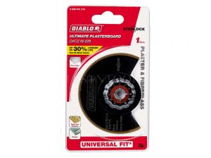 Diablo Segment Blade For Plaster and Fibreglass 85mm DACZ85EIB 2608F01074