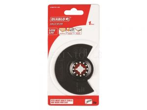 Diablo Segment Blade For Wood and Metal 85mm DACZ85EB 2608F01083