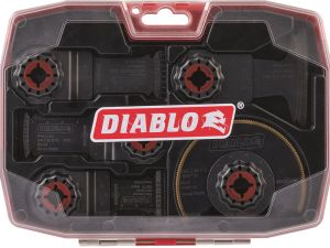 Diablo Ultimate Demolition Set 5 Pack 2608F01089