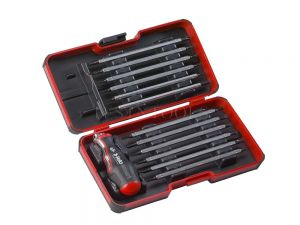 Felo 060 Series Smart Screwdriver Set 6.4mm 13 Pack SCR-SM060S13