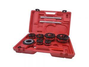 """Garrick Hand Ratchet Pipe Threaders 12.7mm-50.8mm (1/2""""-2"""") BSPT HRT200"""