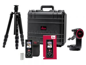 Leica Disto X4-1 Package Laser Distance Meter Dust/Water/Drop Proof IP65