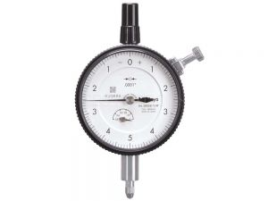 Mitutoyo Dial Indicator Lug Back 0.05 0.0001 Series 2 Dial 0-5-0 2805S-10