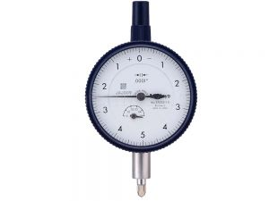 Mitutoyo Dial Indicator Lug Back 0.05 0.0001 Series 2 Dial 0-5-0 2923S-10