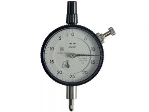 Mitutoyo Dial Indicator Lug Back 0.125 0.0005 Series 2 Dial 0-25-0 2922S