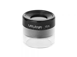 Mitutoyo Series 183 Clear Loupe 15X Magnification 183-303
