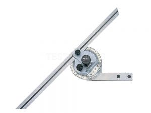 Mitutoyo Universal Bevel Protractor 150/300mm 187-901