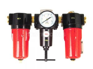 "RokitAir Air Filter Regulator 1/2"" FILR-A1040"