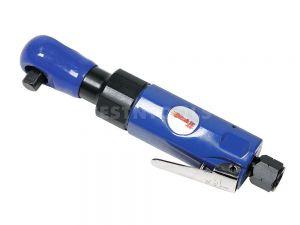 """RokitAir Ratchet Wrench Stubby 3/8"""" Torque 30 ft/lb WRER-T4055AH"""
