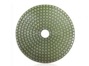 Tusk Wet Polishing Pad 125mm 100 Grit TWPP125100
