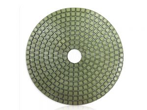 Tusk Wet Polishing Pad 125mm 400 Grit TWPP125400