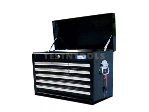 Wayco Tool Chest Cabinet 9 Drawer Black TOCC-W1780B