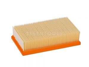Bosch Cellulose Flat Pleated Vacuum Filter 2607432033