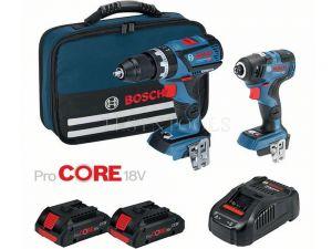 Bosch 18V 2pc 4.0Ah ProCORE Combo Kit SB2-BR 0615990L25