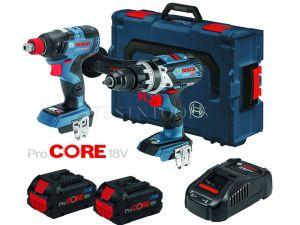 Bosch 18V 2pc 8.0Ah ProCORE Combo Kit DB2-BX 0615990L24